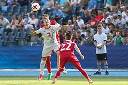 June 20, 2017 - Bydgoszcz, Poland - Enis Bardi (MKD) during the UEFA European Under-21 Championship Group C match between Czech Republic and Italy at Tychy Stadium on June 21, 2017 in Tychy, Poland. (Credit Image: © Foto Olimpik/NurPhoto via ZUMA Press)