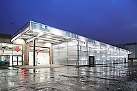 The Sharp Project regenerated a warehouse in Manchester into a new state-of-the-art hub for digital content creation.