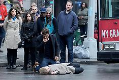 NYC: Life Itself Film Set - 27 March 2017