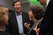 MAX HASTINGS; OLGA POLIZZI, The Brown's Hotel Summer Party hosted by Sir Rocco Forte and Olga Polizzi, Brown's Hotel. Albermarle St. London. 14 May 2015