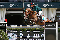 Hanley Cameron (IRL) - Antello Z<br /> Furusiyya FEI Nations Cup Jumping Final <br /> CSIO Barcelona 2013<br /> © Dirk Caremans