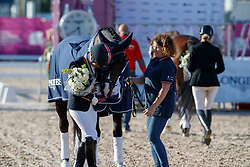 Wells Sophie, GBR, C Fatal Attraction<br /> FEI European Para Dressage Championships - Goteborg 2017 <br /> © Hippo Foto - Dirk Caremans<br /> 23/08/2017,