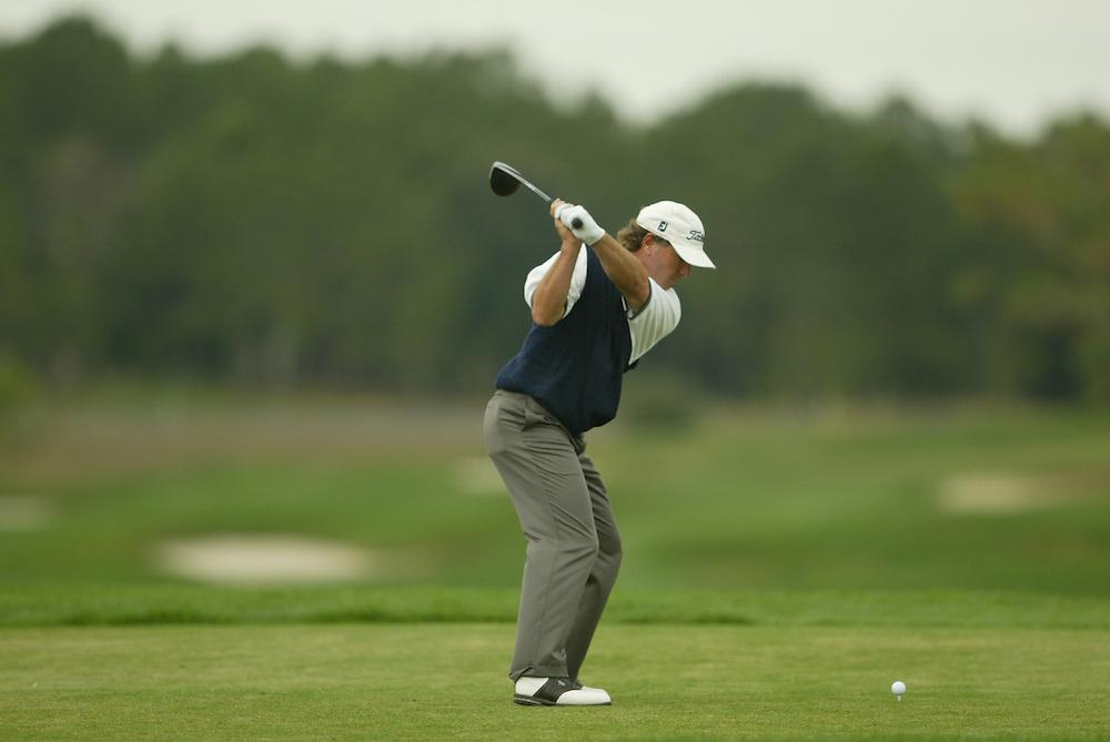 Danny Briggs..2003 PGA Tour Qualifying, Final Stage.Third Round.Orange County National GC.Orlando, FL.Friday, December 5  2003..Photograph by Darren Carroll..