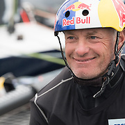 ROMAN HAGARA<br /> AUT<br /> SKIPPER/HELM<br /> Roman holds a CV boasting six participations in the Olympic Games with two Tornado gold medals (Sydney 2000, Athens 2004), and Tornado World Champion (1999). Roman is one of Austria's most successful summer sport athletes and has won the Austrian Sports Personality of the Year award twice, in 2000 and 2004. Roman led his crew to third position in the 2015 Extreme Sailing Series. Now in its tenth season in 2016, the award-winning and adrenaline-fueled global Series has given the sport of sailing a healthy dusting-off. Bringing the action to the public with Stadium Sailing, putting guests at the heart of the battle and dramatically increasing the pace on the water, the creators of the Extreme Sailing Series™ have set new standards, both in terms of high level competition and sporting entertainment. With a new fleet of hydro-foiling GC32s replacing the Extreme 40 for the 2016 season the Extreme Sailing Series™ looks set to be another fast-paced and thrilling year.