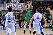 DESCRIZIONE : Eurolega Euroleague 2015/16 Group D Dinamo Banco di Sardegna Sassari - Darussafaka Dogus Istanbul<br /> GIOCATORE : Scottie Wilbekin<br /> CATEGORIA : Tiro Tre Punti Three Point<br /> SQUADRA : Darussafaka Dogus Istanbul<br /> EVENTO : Eurolega Euroleague 2015/2016<br /> GARA : Dinamo Banco di Sardegna Sassari - Darussafaka Dogus Istanbul<br /> DATA : 19/11/2015<br /> SPORT : Pallacanestro <br /> AUTORE : Agenzia Ciamillo-Castoria/L.Canu