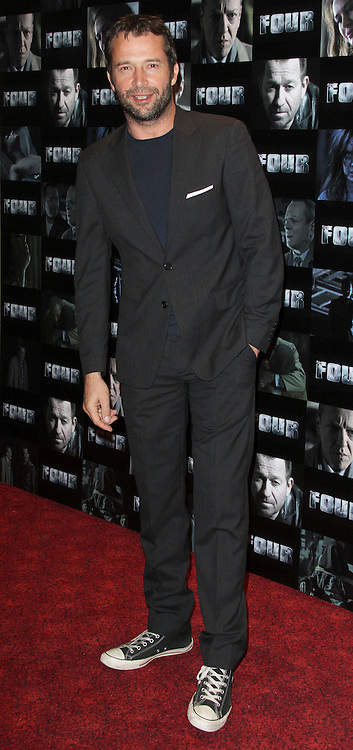 James Purefoy Four UK Premiere, Empire Cinema, Leicester Square, London, UK. 10 October 2011. Contact: Rich@Piqtured.com +44(0)7941 079620 (Picture by Richard Goldschmidt)