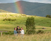 Morning Light Photography of Steamboat Springs Colorado Outdoor Family Photography