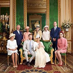 The Christening of Archie Harrison Mountbatten-Windsor - 6 July 2019