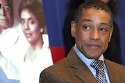 """GianCarlo Esposito, at """" Cat on a Hot Tin Roof """" Press conference announcing limited broadway run,  at Broad Hurst Theater on January 8, 2008 in New York City"""