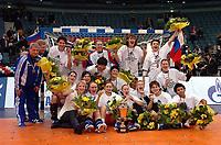 Håndball<br /> VM 2005<br /> Foto: imago/Digitalsport<br /> NORWAY ONLY<br /> <br /> 18.12.2005  <br /> <br /> Russland ist Handball Weltmeister 2005