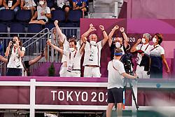 Team France<br /> Olympic Games Tokyo 2021<br /> © Hippo Foto - Dirk Caremans<br /> 02/08/2021