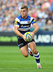 George Ford of Bath - Photo mandatory by-line: Patrick Khachfe/JMP - Mobile: 07966 386802 13/09/2014 - SPORT - RUGBY UNION - Bath - The Recreation Ground - Bath Rugby v London Welsh - Aviva Premiership