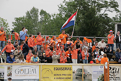 Supporters<br /> European Championship Juniors - Praha 2008<br /> Photo © Hippo Foto