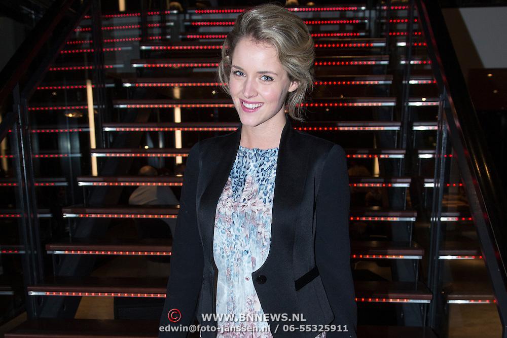NLD/Zaandam/20140326 - Premiere De Verleiders, Liza Sips