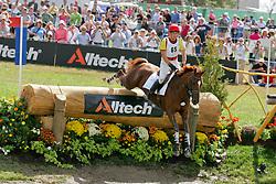 Ambros Harald (AUT) - Quick 2<br /> Alltech FEI World Equestrian Games <br /> Lexington - Kentucky 2010<br /> © Hippo Foto - Monique de Smit