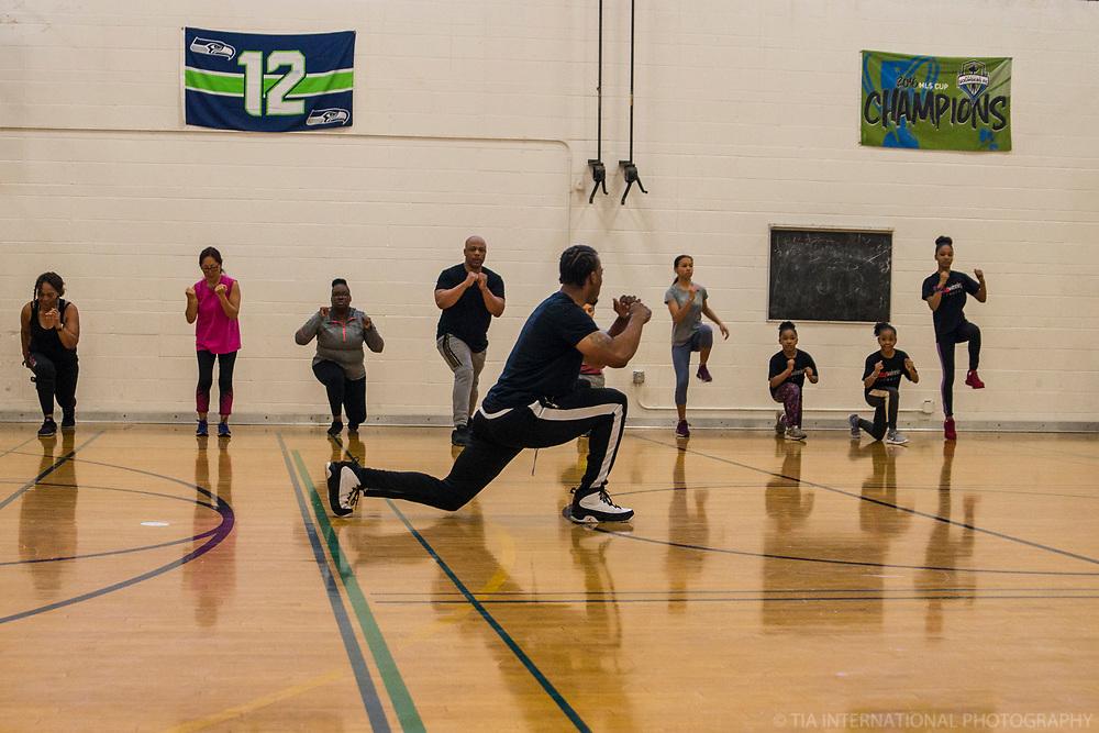 Total Body Fitness, Van Asselt Community Center