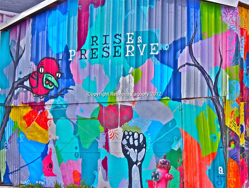 Rise & Preserve
