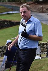 Former Spurs boss Harry Redknapp playing golf - 5 Nov 2017
