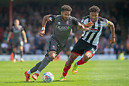 Grimsby Town FC v Lincoln City 180818