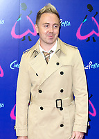 John Galea at the Gala Performance of Andrew Lloyd Webber's Cinderella  at the Gillian Lynne Theatre in Drury Lane, London, United Kingdom photo by terry Scott