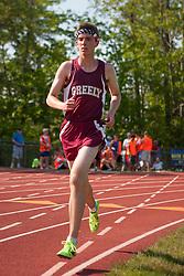 boys 3200 meters, Maine State Track & FIeld Meet - Class B