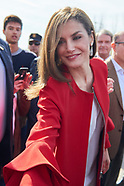 033017 Queen Letizia attends the Proclamation of the winner of 2017 Princess of Girona Foundation