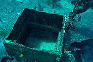 Looking into the Hold, Oro Verde, Shipwreck, Grand Cayman