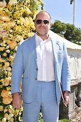 Sir Jonathan Ive at the 'Cartier Style et Luxe' enclosure during the Goodwood Festival of Speed, Goodwood House, West Sussex, England. 15 July 2018.