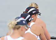 Caversham. United Kingdom;  GBR W4X. Bow, Katie SOLESBURY [GREVE], Beth RODFORD, Annie VERNON ans Debbie FLOOD. Team GBR Rowing, 2010 World Championship Team Announcement at the GB rowing Training Base. Nr Reading Berks on Tuesday,  21/09/2010[Mandatory Credit Peter Spurrier/ Intersport Images],