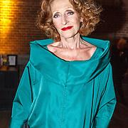 NLD/Amsterdam/20150919 - Modeshow Mart Visser - The Confidence, Gerrie van der Klei