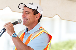41st Falmouth Road Race: Dave McGillivray, race director