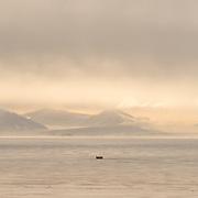 B-134 Fish Hut on McMurdo Sound