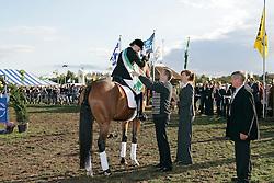 Bouwens Ellen, (BEL), Laroche van de Stappersdijk<br /> Nationaal Tornooi Geel 2005<br /> © Dirk Caremans