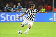 Claudio Marchisio of Juventus during the Champions League Final between Juventus FC and FC Barcelona at the Olympiastadion, Berlin, Germany on 6 June 2015. Photo by Phil Duncan.