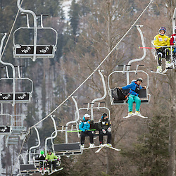 20150104: CRO, Alpine Ski - FIS World Cup, 2015 Snow Queen Trophy, Ladies' Slalom