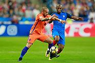 FOOTBALL - FIFA WORLD CUP 2018 - QUALIFYING - FRANCE v NETHERLANDS 310817