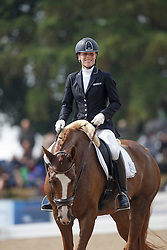 Verreet Katrien, (BEL), Gallartic Biolley<br /> Small Final 5 years old horses<br /> World Championship Young Dressage Horses - Verden 2015<br /> © Hippo Foto - Dirk Caremans<br /> 07/08/15