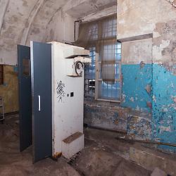 Patarei Prison, Tallinn, Estonia