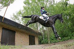 De Smet Stefaan (BEL) - Quick Miseaura<br /> Nationaal Kampioenschap LRV  Minderhout 2009<br /> CIC** Mibderhout 2009<br /> Photo © Dirk Caremans
