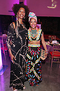 New York, NY-June 14: (L-R) Author/Playright/Actress/Liza Jessie Peterson and Sade Lythcott, President & CEO, National Black Theatre attends the 2017 Teer Spirit Awards Gala held at the National Black Theater  on June 14, 2017 in Harlem, New York City. National Black Theatre [NBT] was founded in 1968 in the heart of Harlem by the late Dr. Barbara Ann Teer, an award winning, visionary artist and entrepreneur. With a distinguished history of innovative work in its community, NBT is among the oldest Black Theaters in the country, and amongst the longest owned and operated by a woman of color. NBT is also a pioneer as the first to establish revenue generating Black art complex located at 2031 5th Avenue in Harlem, NY.  NBT's achievements reflect Dr. Teer's lifelong commitment to community service through the arts. She believed whole-heartedly in the power of Black Theatre to uplift, strengthen, and heal Black communities on a local and on a national level. (Photo by Terrence Jennings/terrencejennings.com)