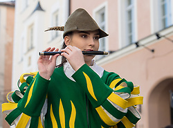 02.04.2018, Traunstein, GER, Georgi Ritt Traunstein 2018, im Bild Pfeifer // during the traditionell Georgi Ritt on Easter Monday in. in Traunstein, Germany on 2018/04/02. EXPA Pictures © 2018, PhotoCredit: EXPA/ Erst Wukits