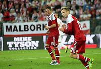 14.08.2013, Gdansk ,  Friendly match Poland - Denmark, Mecz Towarzyski Polska - Dania<br /> , Nicki Bille Nielsen (DEN) , FOT. ADAM JASTRZEBOWSKI / FOTO OLIMPIK