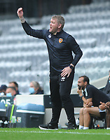 Football - 2021 / 2022 Sky Bet Championship - Fulham vs Hull City - Craven Cottage - Saturday 21st August 2021<br /> <br /> Hull City Manager, Grant McCann<br /> <br /> Credit : COLORSPORT/Andrew Cowie