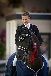 Gal Edward(NED)  <br /> CDIO5 Grand Prix Freestyle <br /> CHIO Rotterdam 2014<br /> © Dirk Caremans