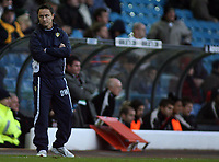 Photo: Paul Thomas.<br /> Leeds United v Southampton. Coca Cola Championship. 18/11/2006.<br /> <br /> Dennis Wise, Leeds manager looks away during their defeat.