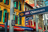 Singapour. China Town. // Singapore. China Town.