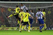 Watford v Sheffield Wednesday 231009