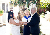 Wedding of Janet and George