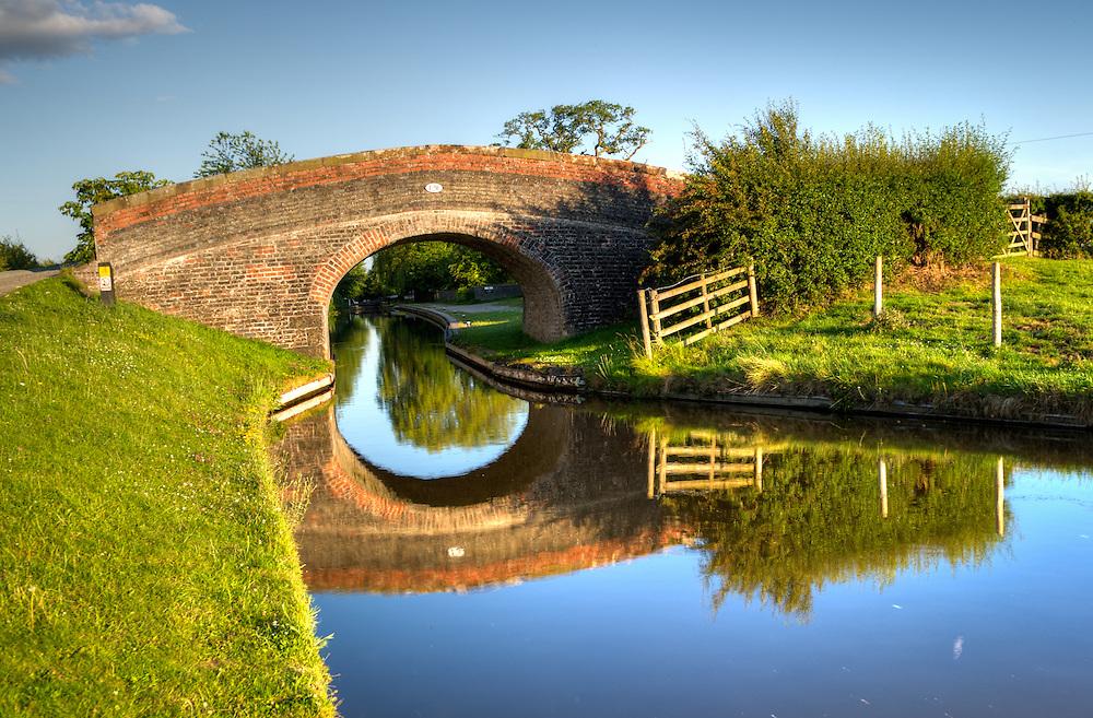 Bridge 12W on the canal