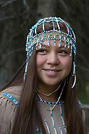 K'BEQ - The Sovereign Nation of The Kenaitze<br /> <br /> Julianne Wilson, 20, is of Dena'ina Athabaskan descent and lives in Kenai. <br /> <br /> Photographer: Christina Sjögren<br /> <br /> Copyright 2019, All Rights Reserved
